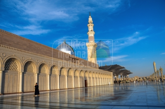 A view from the South, Madinah