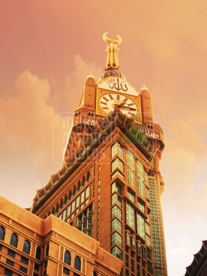The Clock Tower, Makkah.