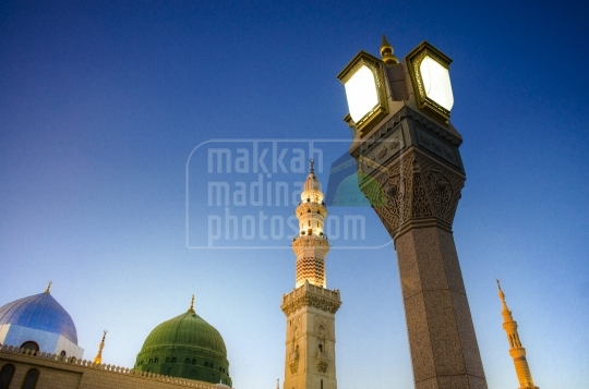 The Holy Prophet's Mosque